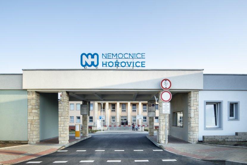 Fotoreportáž – podpořme zdravotníky nemocnice Hořovice